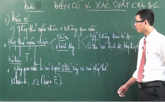 Gia sư dạy kèm xác suất thống kê