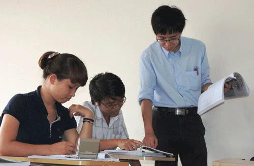 dạy kèm toán lý hóa 11